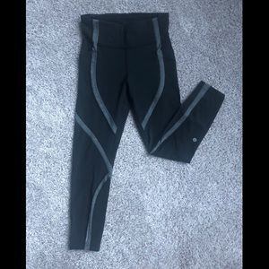 Lululemon Running Leggings with Pockets